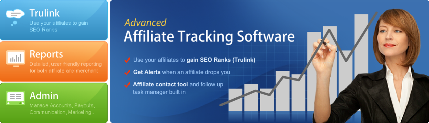 Clickinc Affiliate Program Software